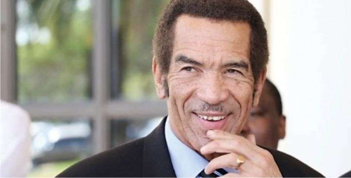 IAN KHAMA – Botswana's ex-President and Unconventional African Leader