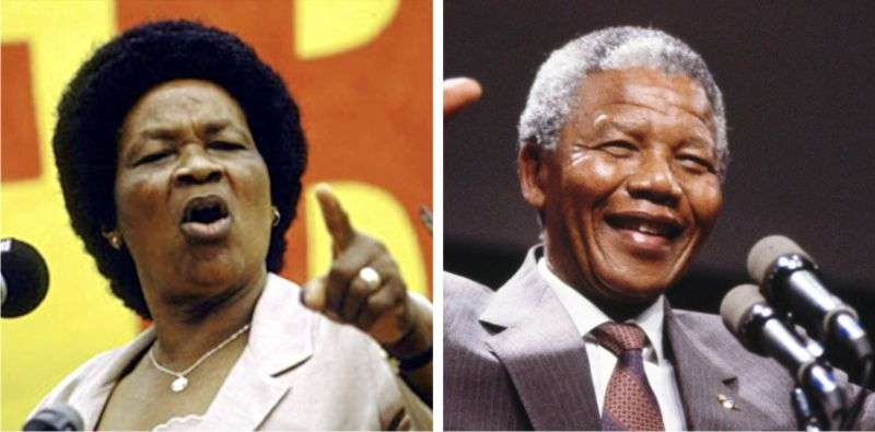 Albertina Sisulu and Nelson Mandela – Celebrating 100 Years of Life even in Death