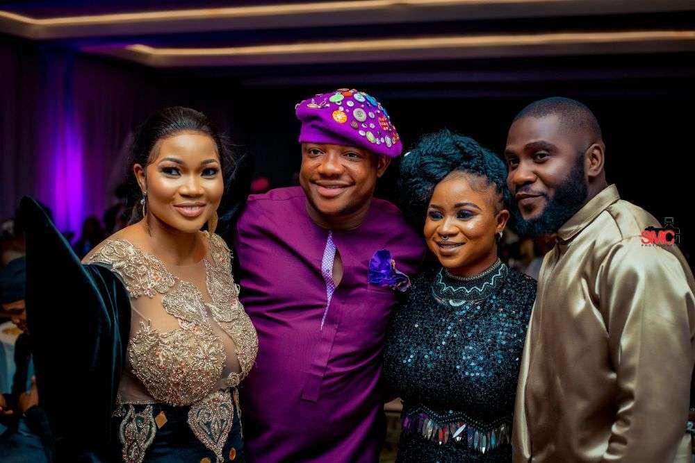 Photos: Jumoke Odetola's My Mirror Movie Premiere in Lagos