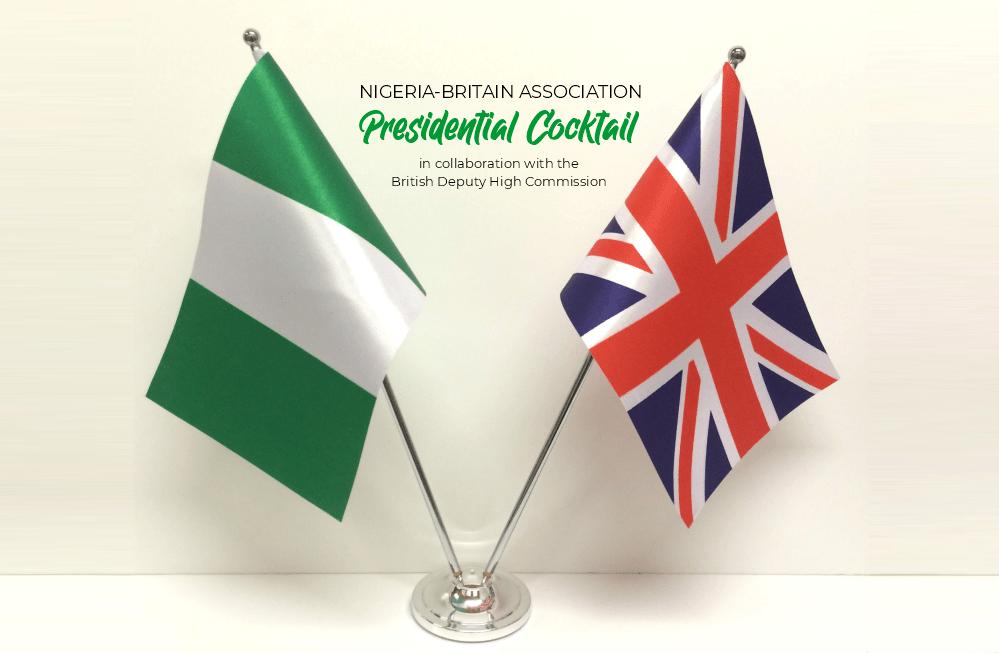 Live: Nigeria-Britain Association Presidential Cocktail